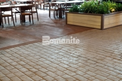 Bomanite Imprinted Concrete Adds Rustic Charm at Gaylord Rockies Resort & Convention Center